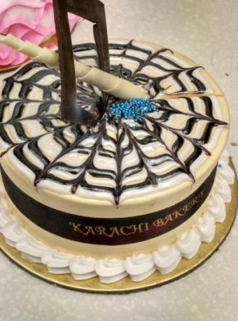 Another amazing Cake at Karachi Bakery
