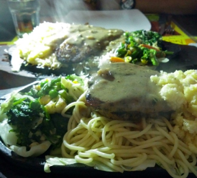 Sizzler restaurants nearby Infiniti Mall