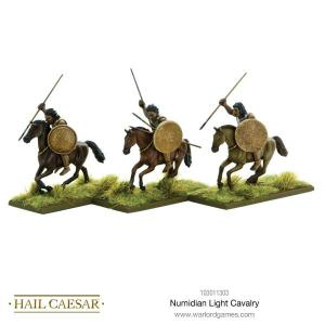 Hail Caesar Numidian light Cavalry