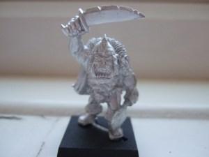 Orc hero, champion