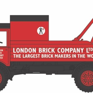 London Brick AEC Matador Wreck