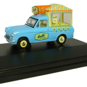 Walls Ice Cream Anglia Van Oxford Diecast