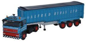 Daf 2800 Tipper Alfred Hymas