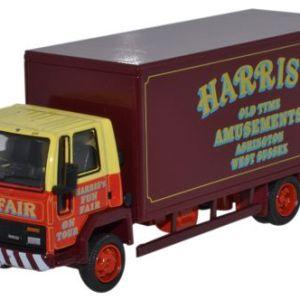 Ford Cargo Box van Harris