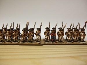 24 figure regiment long coat