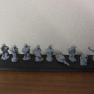 rifle section firing