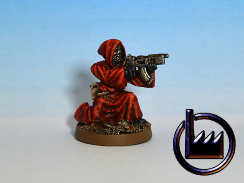 Cultist SMG
