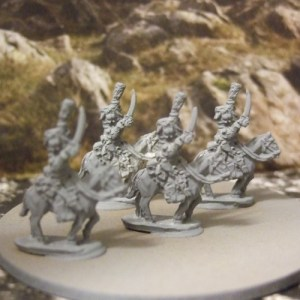 Chasseur a Cheval x4