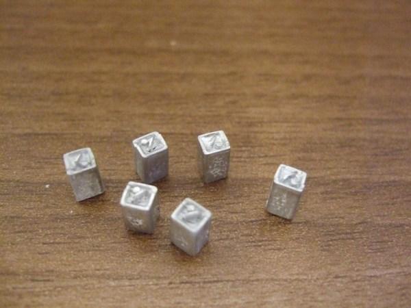 28mm Tinnies x6