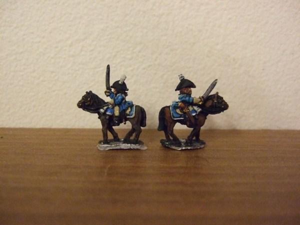Prussian Dragoon x4