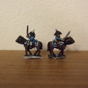 Prussian Dragoon x4