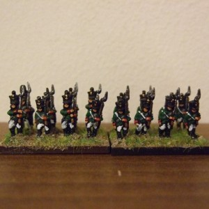 Russian line infantry 30 per pack