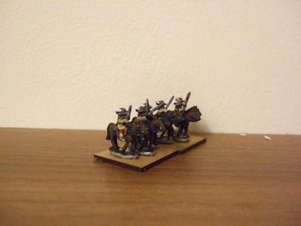floppy hat cavalry x4 sword