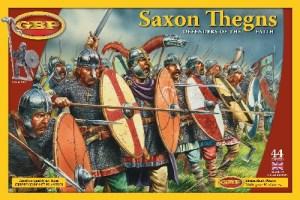 Saxon Thegns Box Set