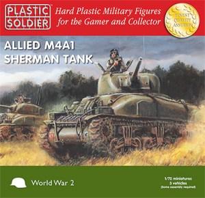 Allied M4A1 Sherman