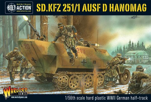 SD.Kfz 251/1 Ausf D