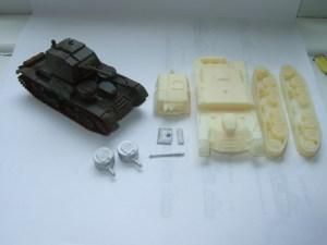 A9 Cruiser early war