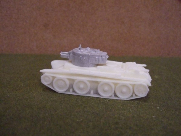 BT7A Artillery tank