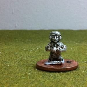 British tank commander