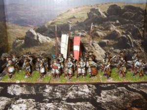 Infantry unit 20 figures