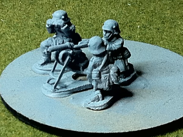 German Maxim and 3 crew