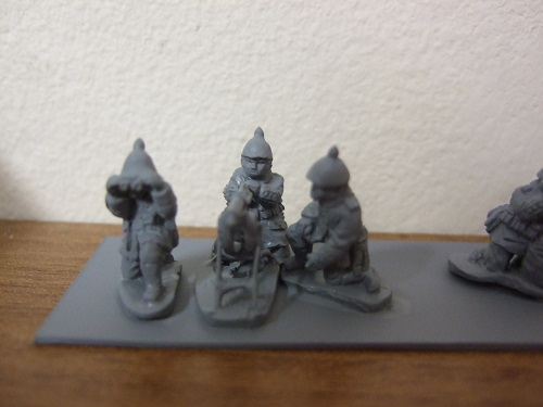 Maxim +3 crew early war German