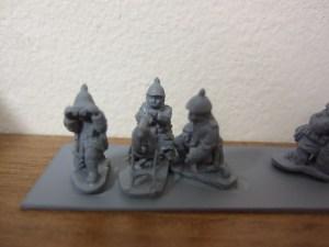 Maxim +3 crew early war German