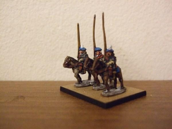 Scottish lancers x4