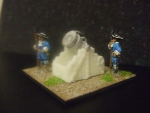 Mortar Royale Large Siege piece