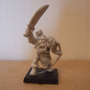 Orc Archer Officer