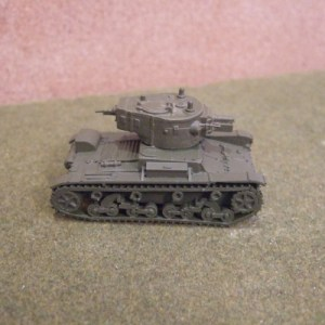 T26A Fire support