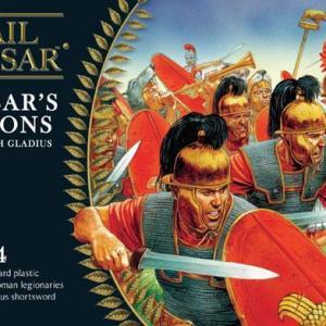 Caesarian Romans with Gladius
