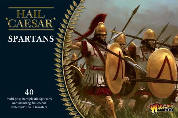 Hail Caesar Spartans