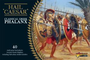 Hail Caesar Greek Phalanx