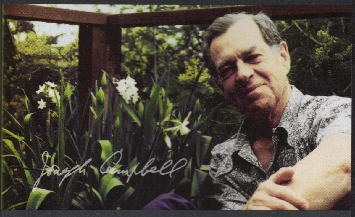 A Joseph Campbell Religion :: Did Joseph Campbell Believe in God?