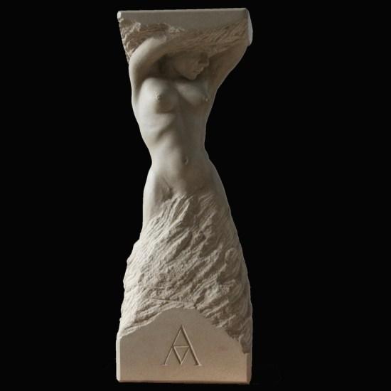 abraham mohler stone sculptor