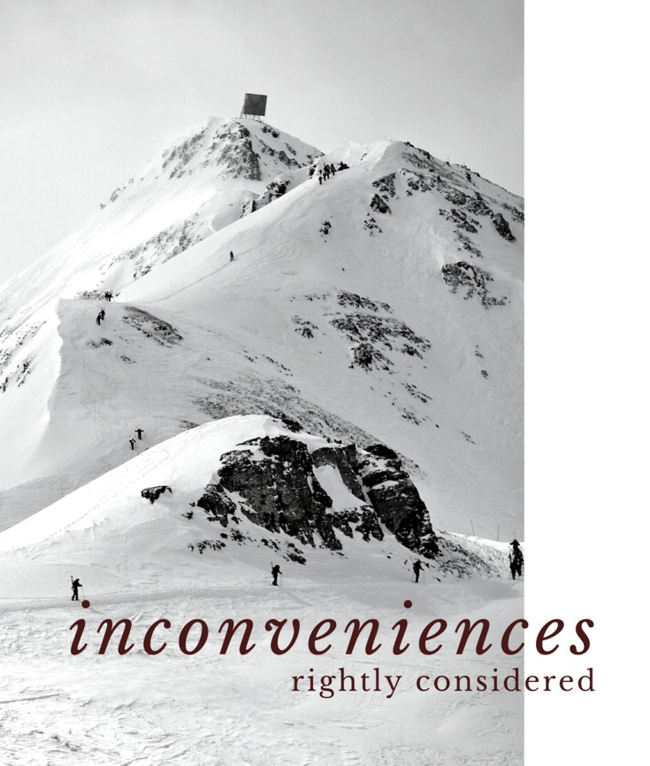 inconveniences rightly considered poetry from your local lay poets podcast