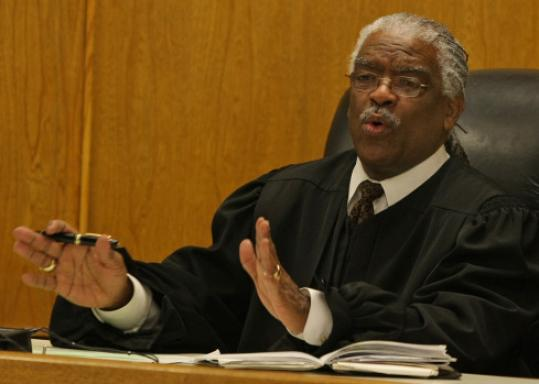 judge redd roxbury