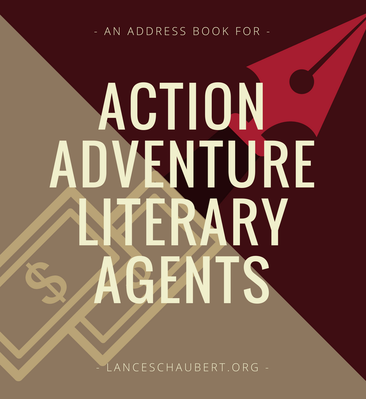 action adventure literary agents
