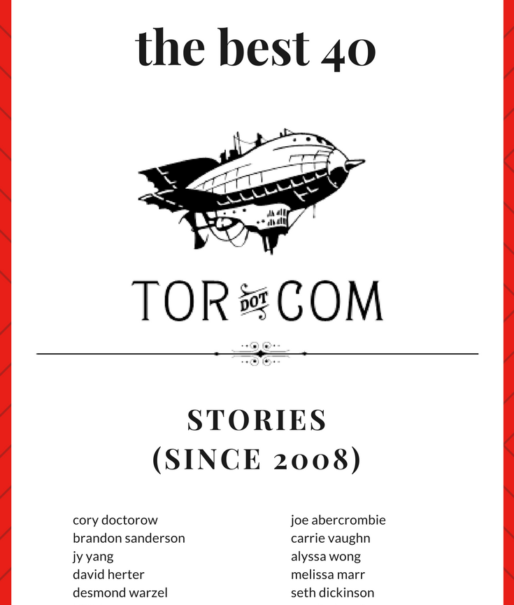 tor online the best 40 stories since 2008