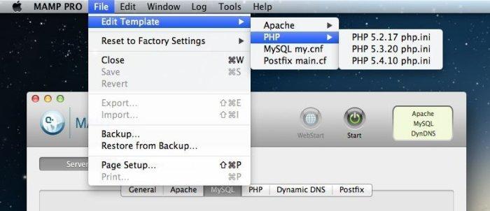 mamp-pro-template-edit