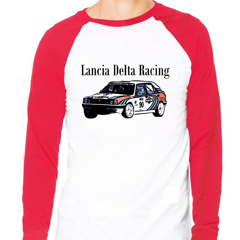 Lancia Delta Racing Long Sleeve