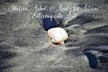 Entering into Lent