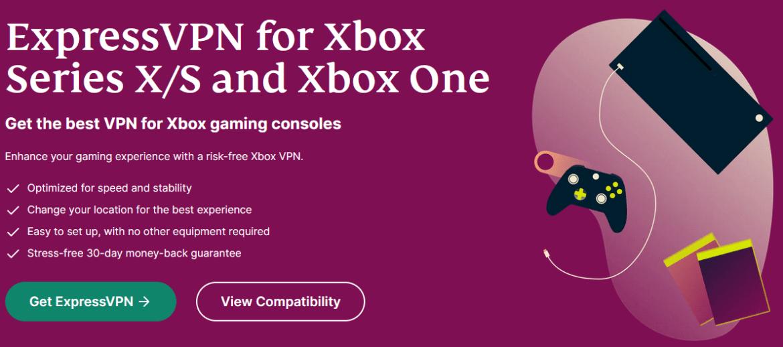 xbox one vpn