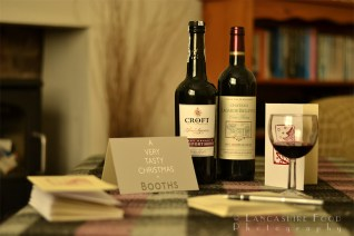 Christmas Wines - Booths