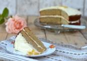 Gluten Free -Ginger Zinger Cake