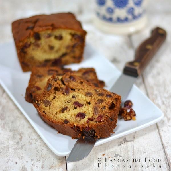 Gluten Free - Earl Grey Tea Loaf