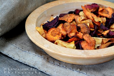 Roots - Hand Cooked Vegetable Crisps