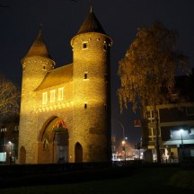 Lüdinghauser Tor am Abend 2