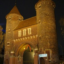 Lüdinghauser Tor am Abend 3